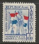 PARAGUAY C233 MOG O551-3