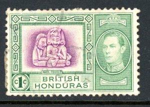 British Honduras 115 U 1938