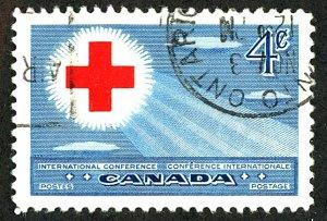 Canada #317 Used