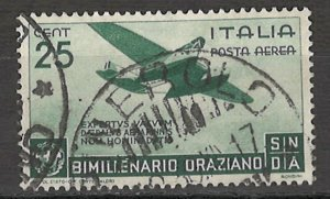 COLLECTION LOT # 5420 ITALY #C84 1936 CV+$12