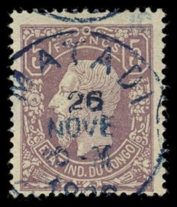 BELGIAN CONGO 5  Used (ID # 96316)