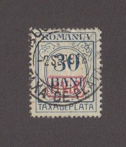 Romania Scott #3NJ6 Used
