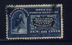 U.S. E5 Used 1895 Special Delivery