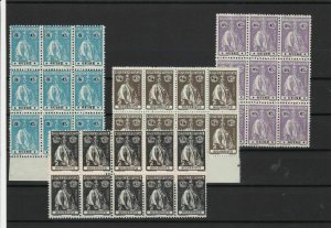 Portuguese Colonies Mint Never Hinged Stamps Blocks ref R 18331