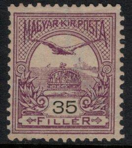 Hungary #60*  CV $14.00