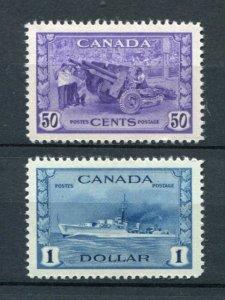 Canada #261-62  XF  NH  - Lakeshore Philatelics
