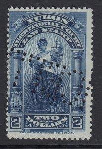 Canada, Yukon (Revenue), van Dam YL11, used
