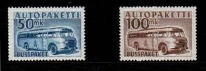 Finland Scott Q8-9 Mint NH (Catalog Value $70.00)