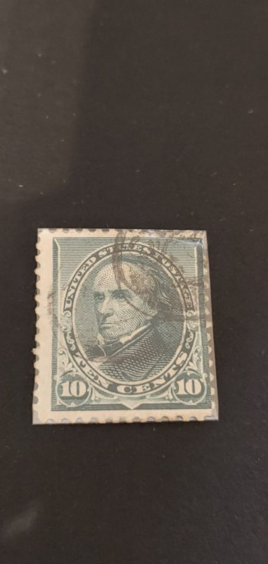 US #226 Used