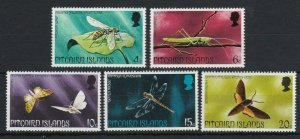 PN108) Pitcairn Islands 1975 Insects MUH