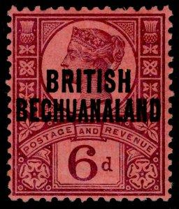 BECHUANALAND SG36, 6d purple/rose-red, M MINT.