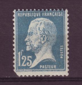 J13162 JLstamps 1923-6 france mnh hv of set #195 pasteur