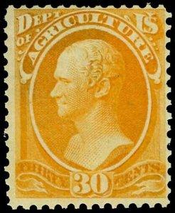 U.S. OFFICIALS O9  Mint (ID # 81558)