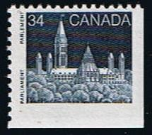 Canada Mint VF-NH #947 parliament Definitive 34c