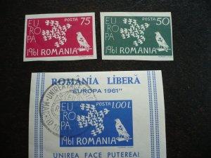 Europa 1961 - Romanian Cinderellas