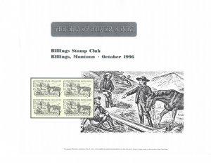 Billings Stamp Club; Oct 1996
