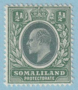 SOMALILAND PROTECTORATE 49  MINT HINGED OG * NO FAULTS EXTRA FINE !
