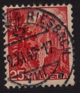 Switzerland 319 Grisons National Park 1948