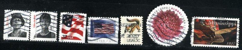USA   (7)   -5 used PD