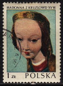 Poland 1962 Kruztowa Madonna 1973