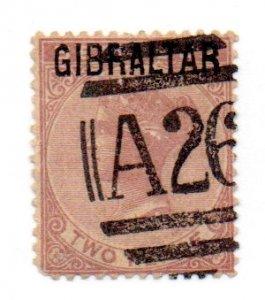 GIBRALTAR 3 USED SCV $92.50 BIN $37.00 ROYALTY