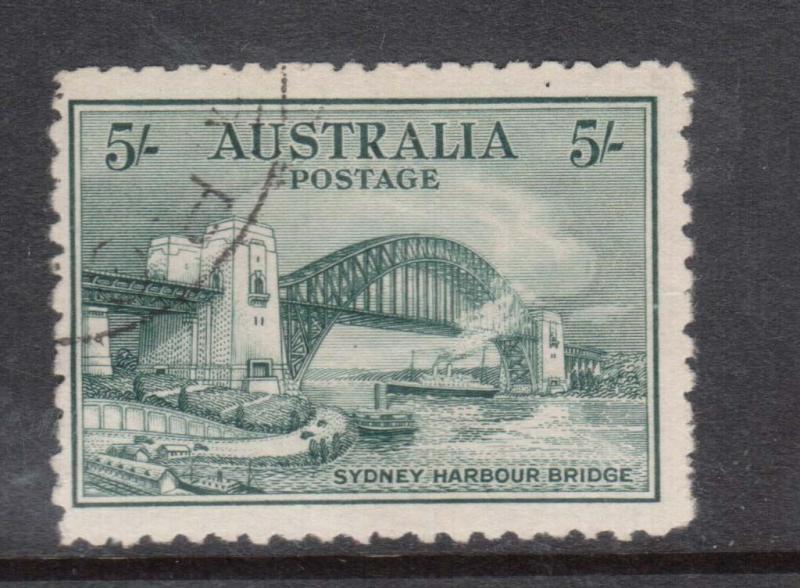 Australia #132 Used