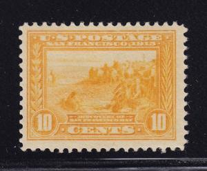 400 VF-XF original gum lightly hinged with nice color cv $ 120 ! see pic !