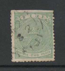 Fiji, Scott 41 (SG 37), used (crease)