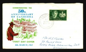 Australia - 3 1960s First Day Covers / Cacheted (III) - Z16062