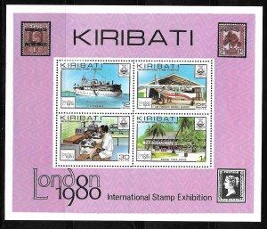 Kiribati 355a: Aspects of Life in Kiribati, MH, VF