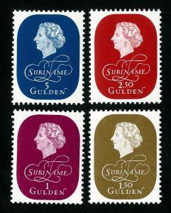 Suriname Stamps # 272-5 VF OG LH Catalog Value $19.00