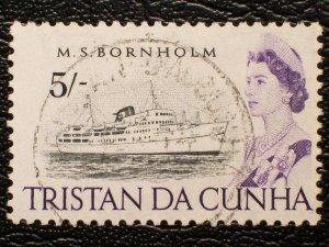 Tristan Da Cunha Scott #83 used