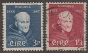 Ireland Scott #163-164 Stamp - Used Set