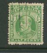 New Zealand  SG 387  Used     short perf