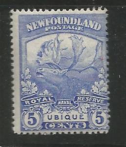 NEWFOUNDLAND 119, HR, CARIBOU