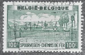 DYNAMITE Stamps: Belgium Scott #Q300 - USED