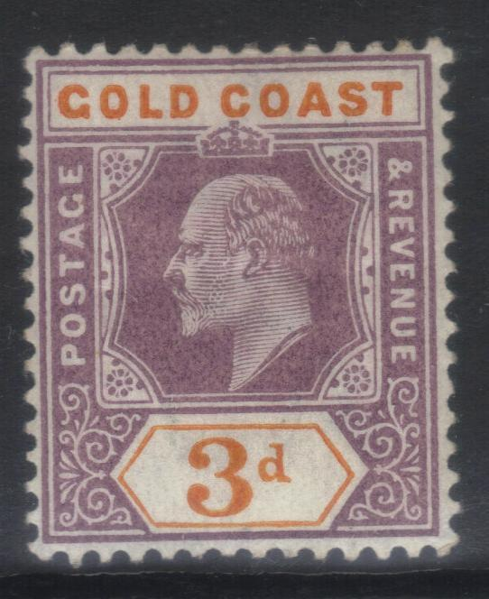 GOLD COAST 1902 CROWN CA SG42 M/M