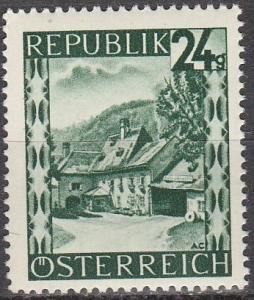 Austria #465 MNH