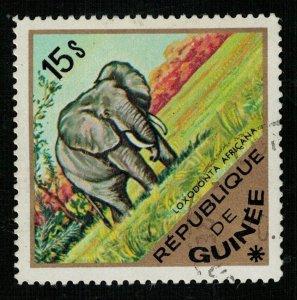 Animals, Republica Guinea (TS-1709)