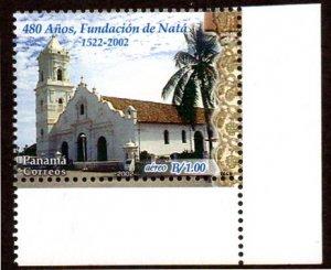 PANAMA C456 MNH SCV $3.25 BIN $1.95 ARCHITECTURE