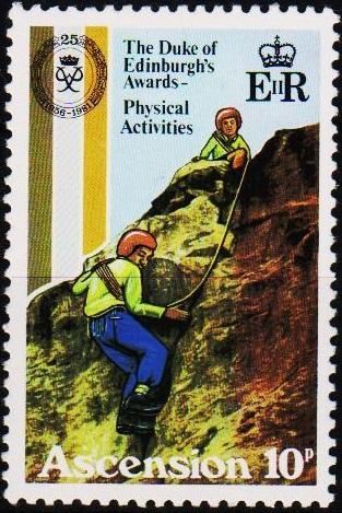 Ascension. 1981 10p S.G.306 Unmounted Mint