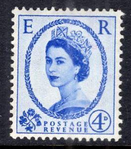 Great Britain 358 MNH VF