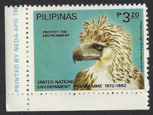 Scott 1591 (Philippines) -- MNH, with selvage