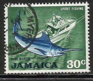 Jamaica 1970 Scott# 315 Used