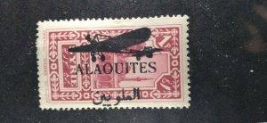 Alaouites #C18 mint hinged thin e21.4 13126