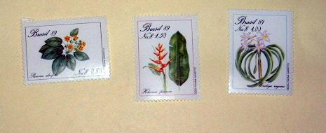 Brazil - 2168-70, MNH Set. Plants. SCV - $4.90