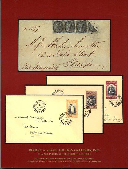 Siegel Treasures of Philately