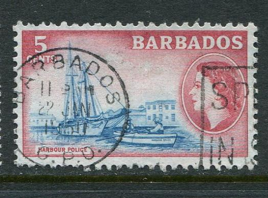 Barbados #239 Used - Penny Auction