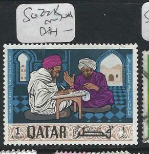 QATAR (PP2403B)  SG  228   MNH