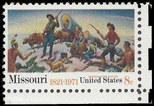 #1426 8c 150th Anniversary Missouri Statehood 1971 Mint NH